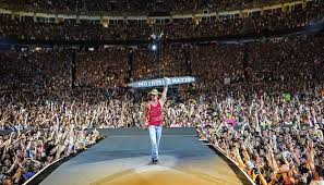 Kenny Chesney Comes Home To Nashville And Shatters Nissan