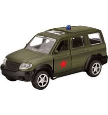 <b>Машинка Технопарк УАЗ Патриот</b>, артикул: X600-H09030-R ...