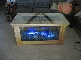 furniture extraordinary glass top coffee table plus blue led lighting ideas extraordinary glass top coffee