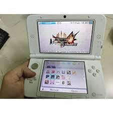 Máy game cầm tay zin Nhật chính hãng Nintendo 3DS LL - Likenew 95-99% đã hack  chơi full game