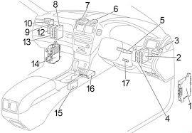 2003 lexus sc 430 best site wiring harness Lexus SC 430 Convertible at 2006 Lexus Sc430 Fuse Box Location