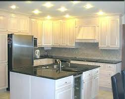 painting oak cabinets white how