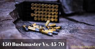 450 Bushmaster Vs 45 70 Which One Is Better Real Testing