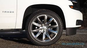 All Chevy chevy 22 inch rims : 2016 Chevrolet Tahoe Review - SlashGear