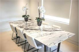 faux marble top dining table set shurrellwiebeinfo faux white marble round