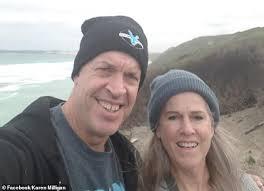 Esperance shark attack: Gary Johnson's widow Karen Milligan shares ...