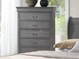 Lifestyle Furniture Bedroom Sets Louis Philippe 5 Pc Bedroom Set Phoenix Grp 5pc Set To Enlarge