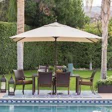 fullsize of remarkable rectangle x patio umbrella bronze finish pole rectangular umbrellas rectangle patio umbrellas e20 patio
