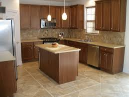 Kitchens With Saltillo Tile Floors Kitchen Tile Floors Modern Kitchen Flooring Options Photos Of