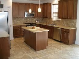 Tile Floor Kitchen Kitchen Tile Floors Modern Kitchen Flooring Options Photos Of