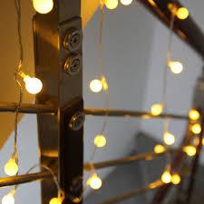 Dây Đèn Trang Trí Bóng Tròn HP-AST001 Bóng LED Ánh Sáng Vàng Dài 5m Dùng  Trang Trí Nhà Cửa Ngày Lễ Thêm Sắc Màu Ấm Áp - Đèn trang trí Thương hiệu