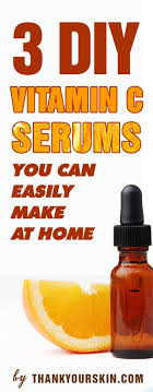 a homemade vitamin c serum should be made according to your preference and skin s needs