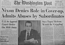 Image result for 1947 , President Richard Nixon releases subpoenaed White House recordings after the US Supreme Court orders him to do so