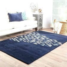 fish area rug cobalt blue go fish wool area rug coastal living rugs room for homes fish area rug