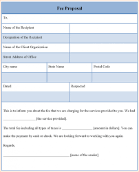 Budget Proposal Template Word Proposal Templates Resume Trakore Document Templates 8