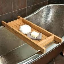 bathtub caddy over tub teak tub over tub bathtub caddy tray