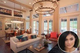 inside the kardashian family s homes