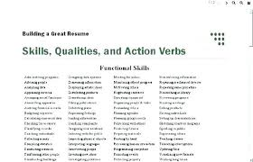 Action Words List Mesmerizing Visit Resume Action Verbs For Teachers Bitwrkco