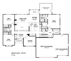 2 bedroom house plans with bonus room above garage fresh 57 best house plans images on