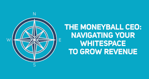 The Moneyball Ceo Navigating Whitespace To Grow Revenue Sales Hacker