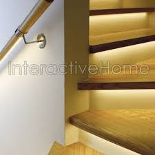 automatic led stair lighting. automatic led staircase lighting led stair