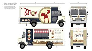 Food Truck Wrap Design Template Food Truck Design Template Food Trucks Food Truck Food
