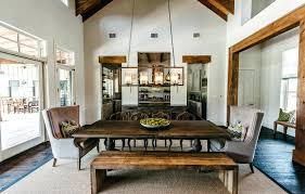 chandelier for cathedral ceiling and rectangular chandelier dining room transitional with architrave bench seat cathedral ceiling