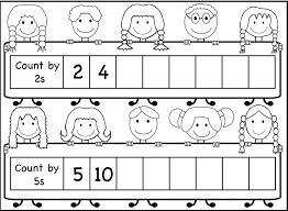 Skip Counting By 2 And 5 Worksheet Free Printable Worksheets Kids ...