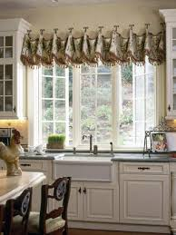Garden Windows For Kitchens Kitchen Kitchen Garden Window Curtains With Rooster Tier And