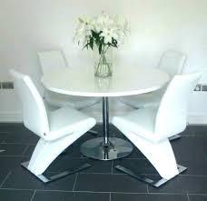 various modern white round dining table round dining table modern modern white round dining table white