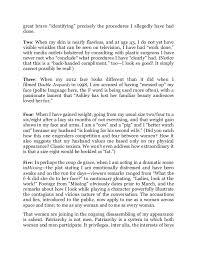 feminist essay by ashley judd  2 great