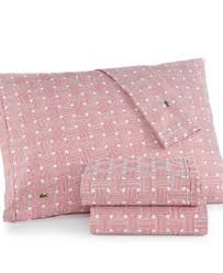 cotton percale sheets.  Percale Lacoste Printed Cotton Percale Twin Sheet Set And Sheets E