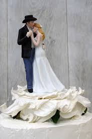 Lasso Of Love Rose Blossomwestern Wedding Cake Topper Wedding