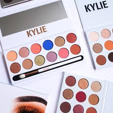 kylie jenner s eyeshadow palette s are giving people headaches vogue