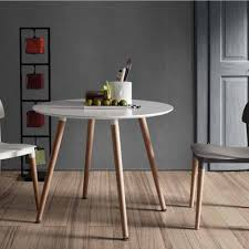 round table dedo wood modern design