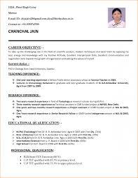 Resume Job Application Example 48 Luxury Pics Of Photo