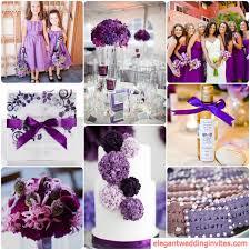 purple wedding inspirations