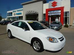 2007 Chevrolet Cobalt LS Coupe in Summit White - 298772 | All ...