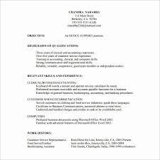 Skills Based Resume Template Free Elegant 10 Customer