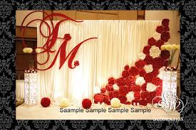 Paper Flower Wedding Decorations Paper Flower Wedding Decor Rome Fontanacountryinn Com