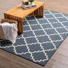 sure fire mohawk home rugs com soho fancy trellis geometric lattice printed
