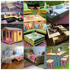 Image Recycled 30 Creative Pallet Furniture Diy Ideas And Projects Creative Ideas How To Diy Patio Sofa From Wooden Pallets