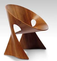 unique wood chair. Mobius Wood Chair Design Unique And Contemporary Best O