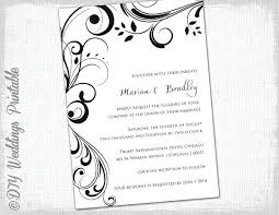 Free Downloadable Wedding Invitation Templates invitation templates free download word mounttaishan 72