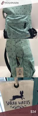 Capri Designs Backpack Capri Designs Sarah Watts Sling Academy Backpack Sarah Watts