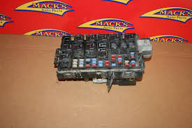 used chevrolet uplander computers and cruise control parts for sale 2005 Chevy Uplander Fuse Box 2005 2009 chevy chevrolet uplander fuse box 15816448 2005 chevy uplander fuse box diagram