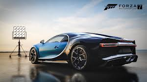 Headlining this month's forza motorsport 7 car pack is volkswagen group's veyron. The Bugatti Chiron Comes To Forza Motorsport 7 The Drive