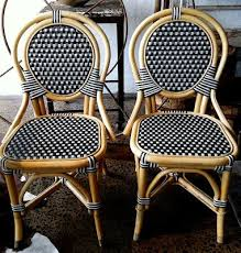 french cafe chairs. Montreux / Trove Trading Co. French Bistro Chairs Cafe N