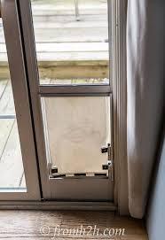 diy dog doors. How To Keep The Cat From Using Dog Door Diy Hack, Doors O