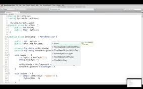 Basic Coding Language Coding In Unity For The Absolute Beginner Unity Learn